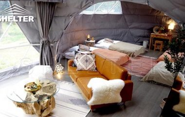 dome tent glamping for weekend